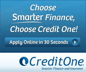 Credit One - Smarter Finance and Insurance