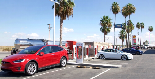 Moving to Best Electric Cars in Australia