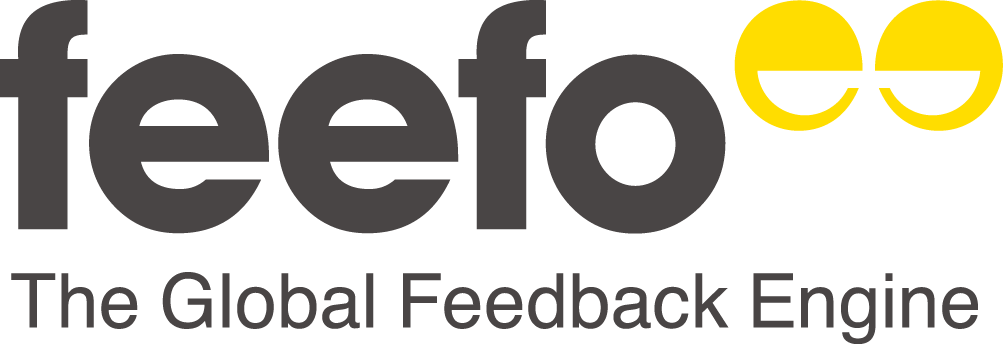 Feefo logo for mobile view
