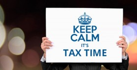 Stress Less - Tax Time Tips for Small Businesses